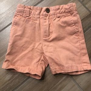Frenchie mini couture shorts